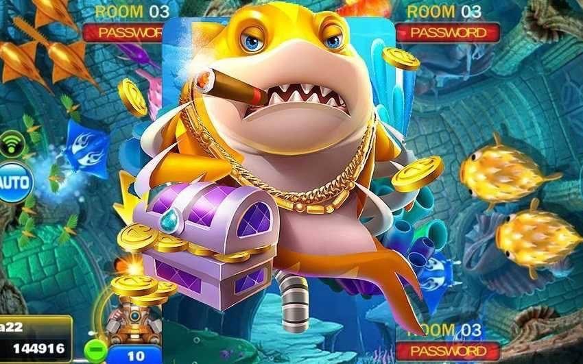 เกมยิงปลาออนไลน์ เล่นสนุก และได้เงินจริง
