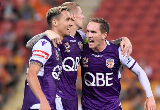 ทีเด็ดฟุตบอล 2020/2021 ฟุตบอลออสเตรเลียลีก 2021 : บริสเบน โรว พบ เพิร์ท กลอรี่