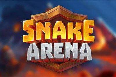 Snake Arena เกมสล็อต ที่มาพร้อมกับ แม่งู